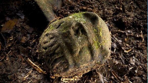 Les archéologues ont découvert des têtes sculptées de singes datées du Xe au XIVe siècles - Sputnik France