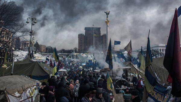Ukraine: les Etats-Unis, les vrais meneurs du coup d'Etat, selon Poutine - Sputnik France