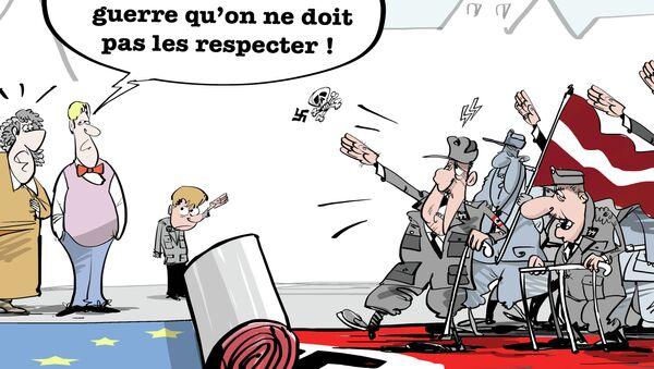 L'Europe tire les leçons de la 2e Guerre mondiale - Sputnik France