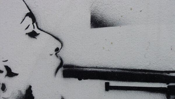 Suicide stencil - Sputnik France