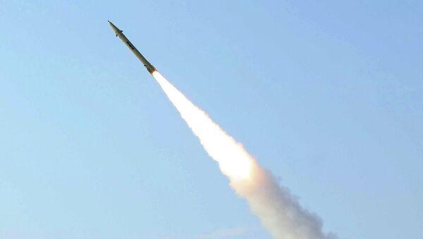 Missile iranien Fateh-110 - Sputnik France