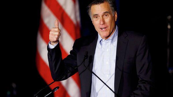 Former presidential candidate Mitt Romney - Sputnik France