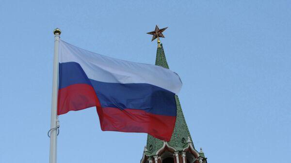 Le drapeau de la Russie - Sputnik France