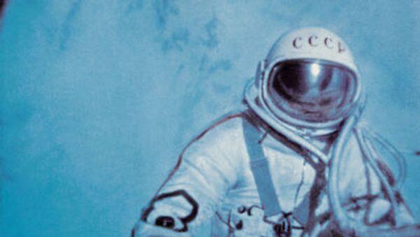 Alexeï Leonov, cosmonaute soviétique - Sputnik France