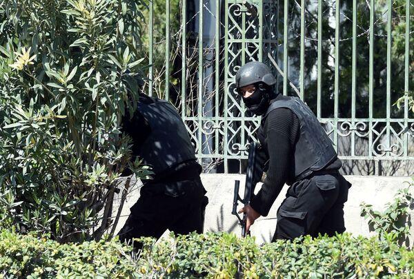 Tunisie: l'attaque terroriste du musée du Bardo - Sputnik France
