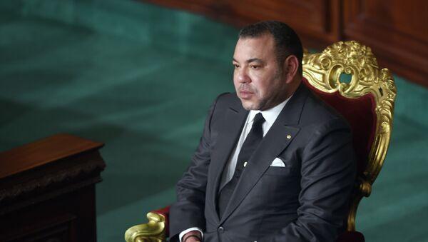 Le roi Mohammed VI du Maroc - Sputnik France
