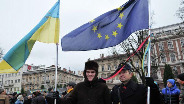 Association Ukraine-UE - Sputnik France