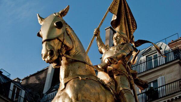 Monument à Jeanne d'Arc - Sputnik France