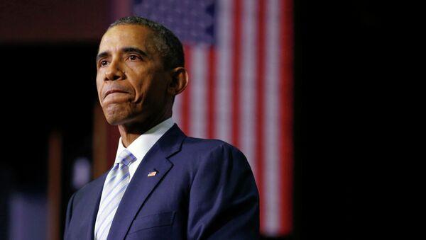 Le président américain Barack Obama - Sputnik France