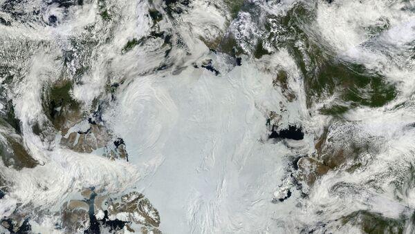 Pôle Nord - Sputnik France