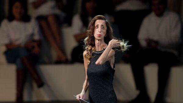 Lizzie Velasquez - Sputnik France