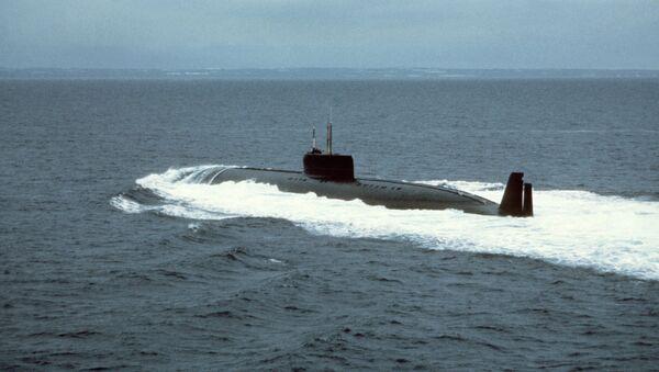 Подлодка К-162 на испытаниях - Sputnik France