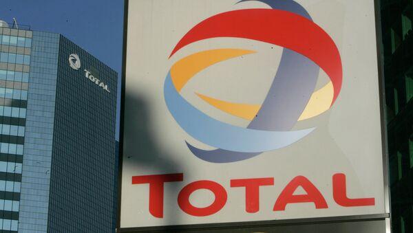Штаб-квартира компании Total в Париже - Sputnik France