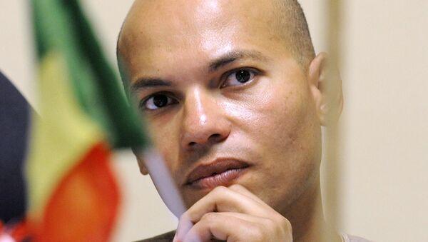 Karim Wade - Sputnik France