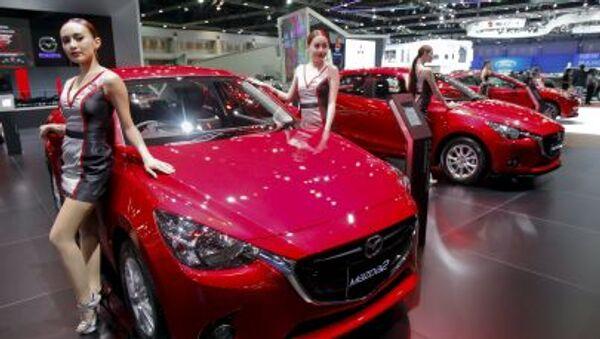 Salon automobile de Bangkok - Sputnik France