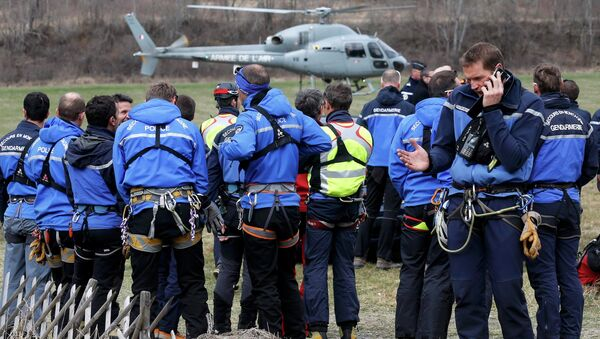 Crash du vol U49525 - Sputnik France
