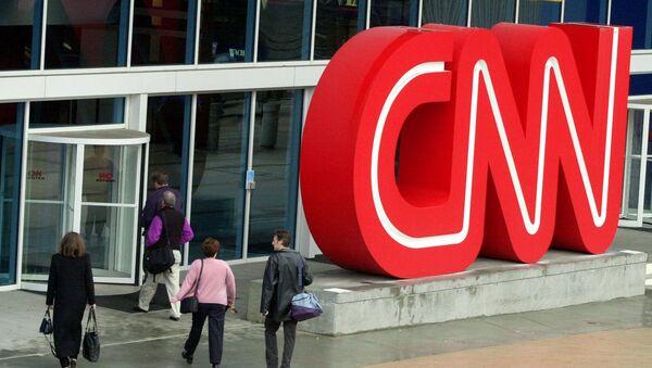 Siège de la chaîne CNN - Sputnik France