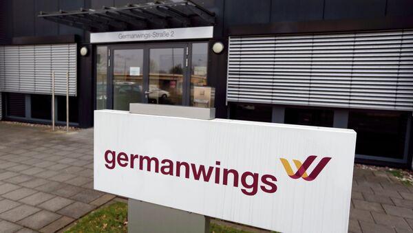 Siège de Germanwings - Sputnik France