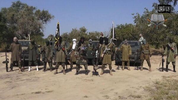 Des combattants de la secte islamiste Boko Haram - Sputnik France