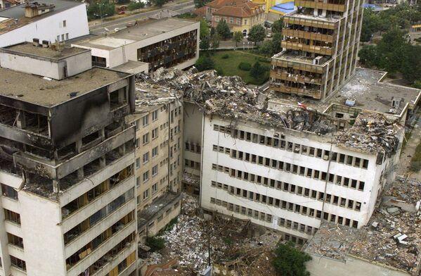 Il y a 16 ans, l'Otan commençait à bombarder la Yougoslavie - Sputnik France