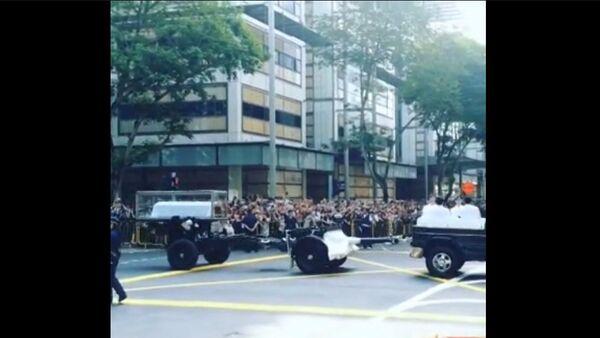 Singapour endeuillée par le décès de Lee Kuan Yew - Sputnik France