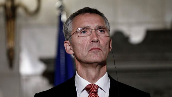 NATO Secretary General Jens Stoltenberg said that Ukraine can only submit an application for joining NATO after it conducts all the necessary reforms. - Sputnik France