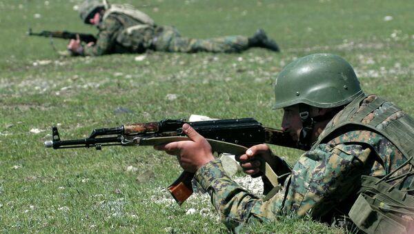 Учения НАТО Cooperative Longbow 09/Cooperative Lancer 09 завершаются в Грузии - Sputnik France