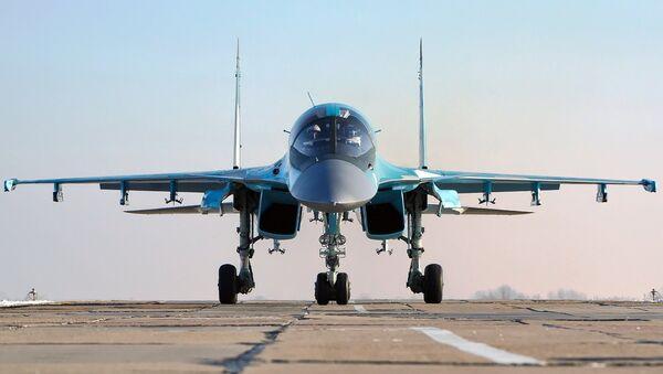 Су-34 - Sputnik France