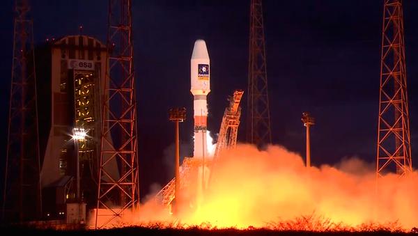Soyuz-ST - Sputnik France
