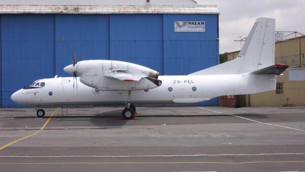 AN-32 - Sputnik France