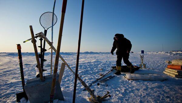 Scientific research at North Pole Barneo Station - Sputnik France