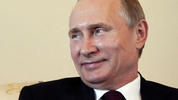 Russian President Vladimir Putin - Sputnik France