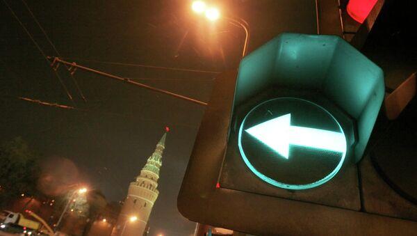 Светофоры в Москве - Sputnik France