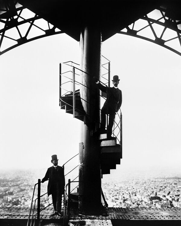 Dix choses que vous ignoriez sur la Tour Eiffel - Sputnik France