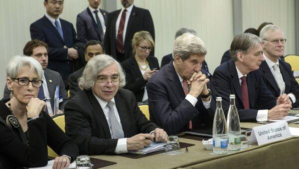 Negociaciones en Lausana sobre el programa nuclear de Irán - Sputnik France