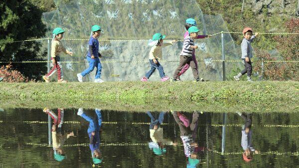Japan children - Sputnik France