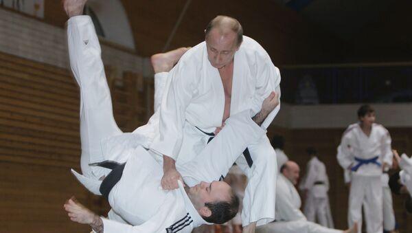 Le président russe Vladimir Poutine - Sputnik France