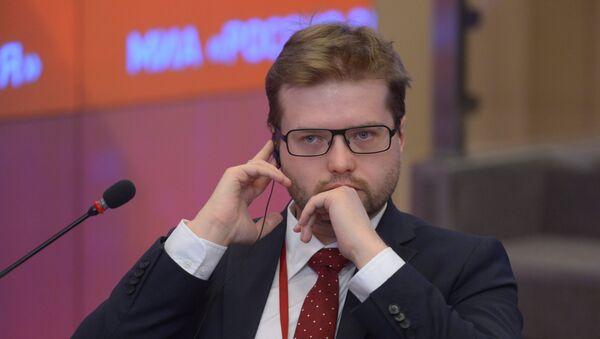 Павел Родькин - Sputnik France