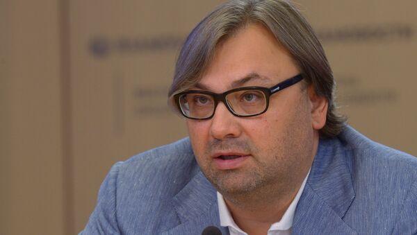 Презентация Зиновьевского клуба в Москве - Sputnik France