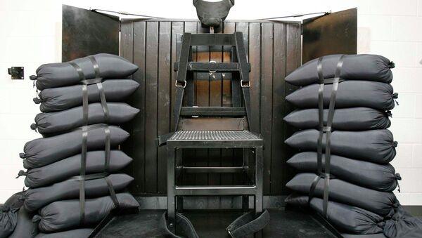 La chaise électrique - Sputnik France