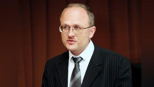 Oleg Nazarov, membre du Club Zinoviev - Sputnik France