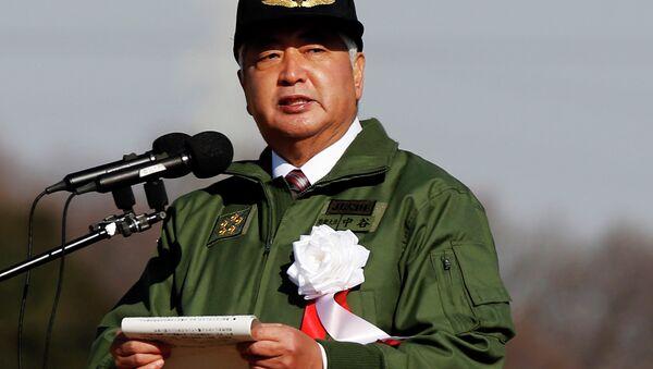 Министр обороны Японии Ген Накатани - Sputnik France