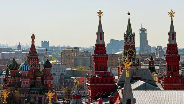 Виды Москвы - Sputnik France