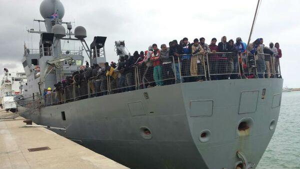 Icelandic Coast Guard ship Tyr - Sputnik France