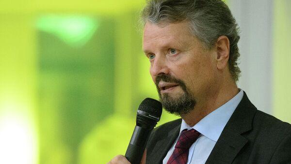 Гернот Эрлер, координатор правительства Германии по русско-немецкому сотрудничеству - Sputnik France