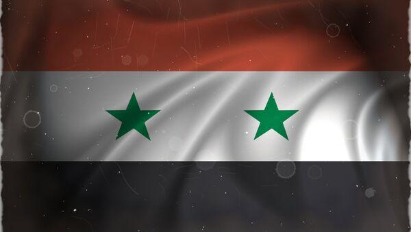 Flag of Syria - Sputnik France