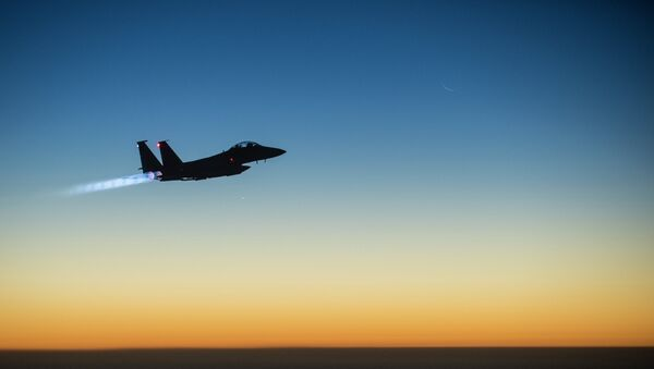 F-15 - Sputnik France