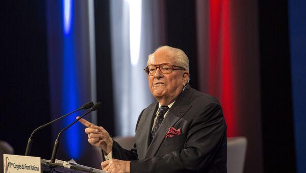 French far-right Front National former leader Jean Marie Le Pen - Sputnik France