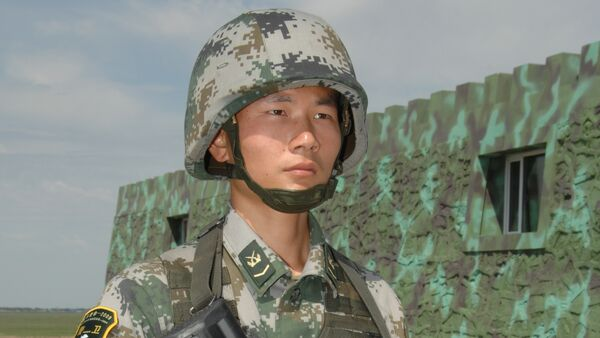 Russia and China begin joint exercise Peaceful Mission 2009 - Sputnik France