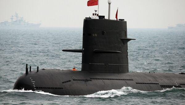 Un sous-marin chinois - Sputnik France